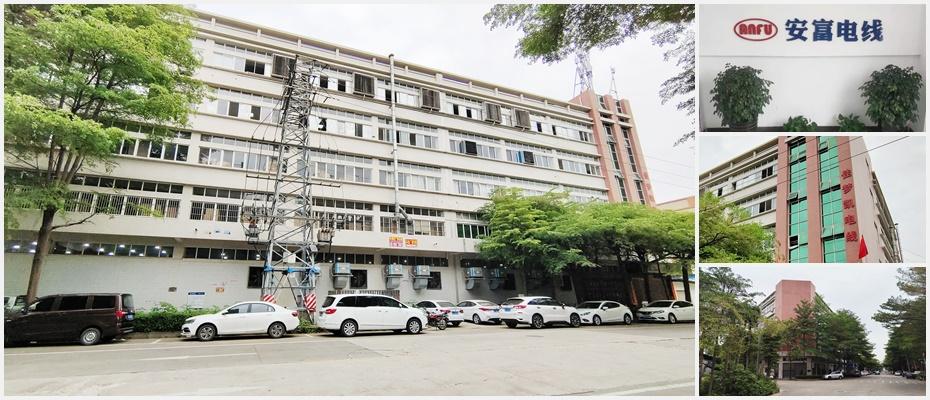 广东省安富电器有限公司