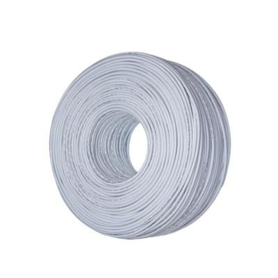白色护套线卷线