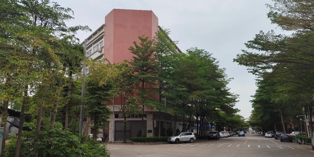 安富工厂外景图