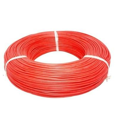 硅胶线-红